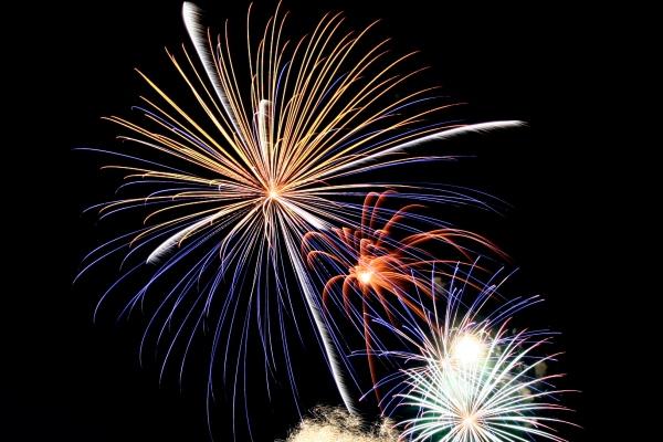 Princeton Fireworks