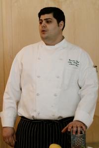 Chef Nino LoCasio  Of Yankee Doodle Tap Room