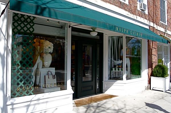 Ralph Lauren on Nassau Street in Princeton