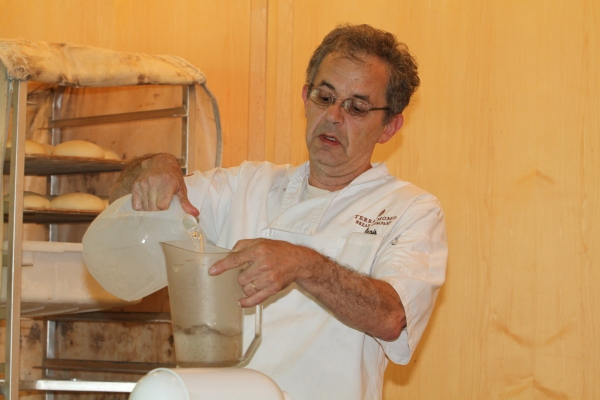 Princeton Eats Denis Granorolo of Terra Momo Bread Company - Princeton Found