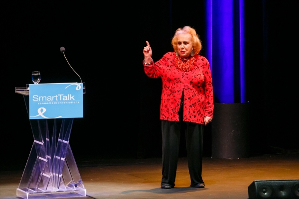 Doris Roberts at the State Theatre for SmartTalk- 21st Century Digital