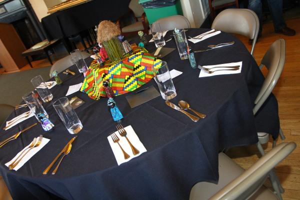 4th Annual UFAR African Soiree