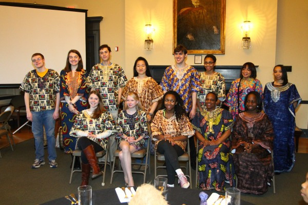 4th Annual UFAR African Soiree