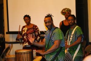 The Garvey School Drummers