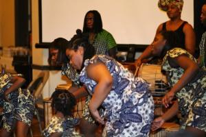 The Garvey School Dancers
