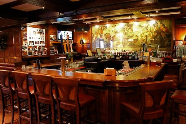 Yankee Doodle Tap Room in Nassau Inn in Princeton