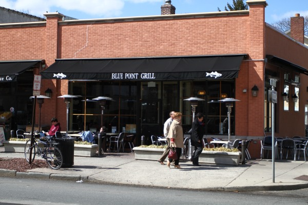 Blue Point Grill in Princeton, NJ