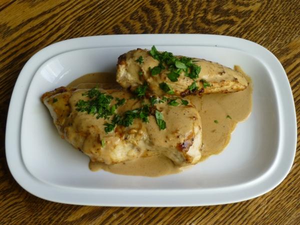 Muirhead Horseradish Mustard Chicken