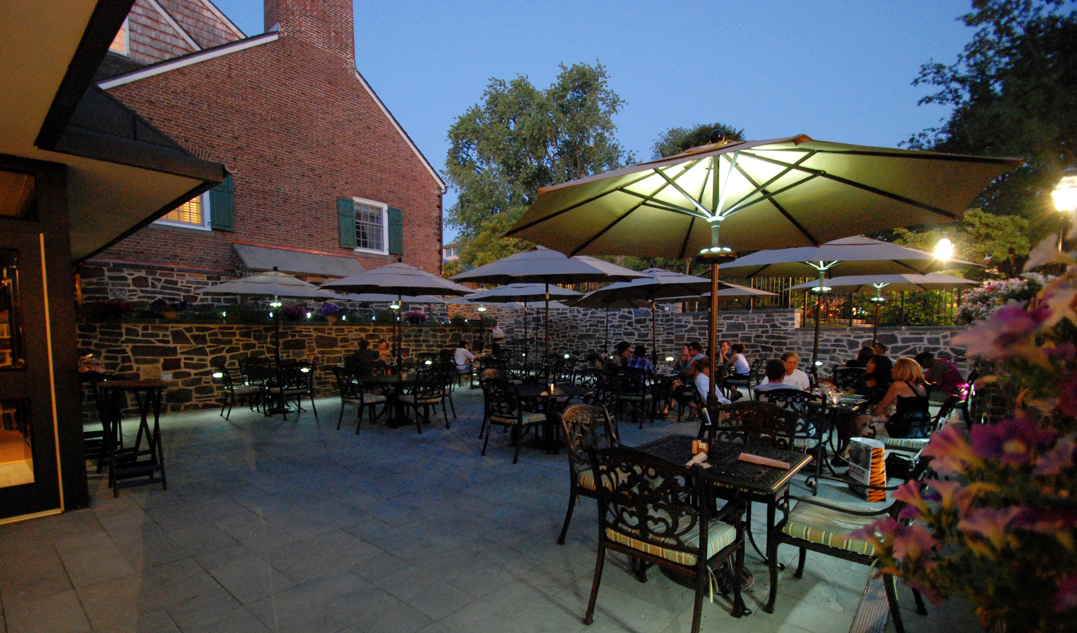 Outdoor Dining In Princeton Princeton Found