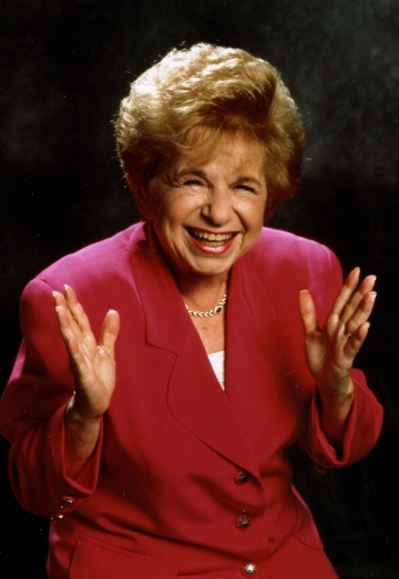Dr. Ruth Westheimer for SmartTalk
