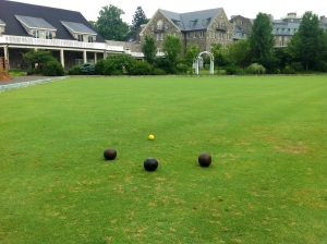 Lawn Bowling at Skytop Lodge