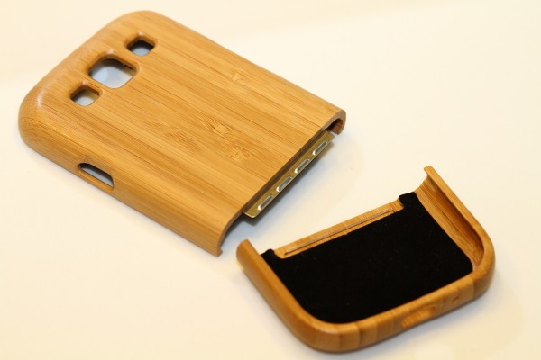Snugg Bamboo Wood Case for Samsung Galaxy S3 Review