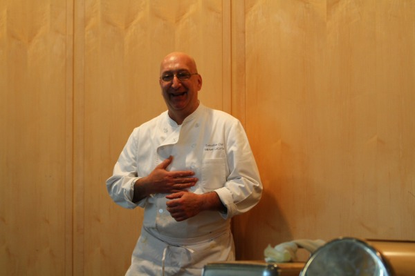 Yankee Doodle Tap Room Executive Chef Michael LaCorte at Princeton Public Library