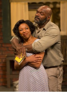 Fences at McCarter Portia and Esau Pritchett - photo by T. Charles Erickson