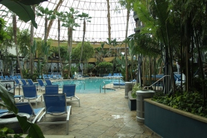The Pool at Harrah's Resort in Atlantic City