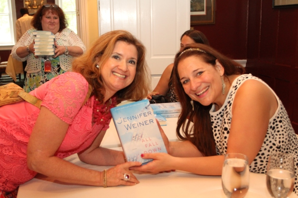 Jennifer Weiner All Falls Down Book Signing