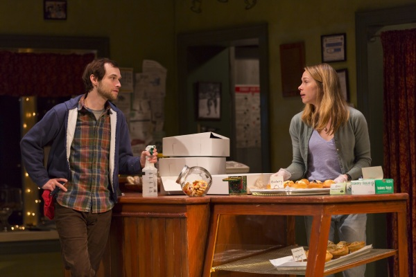 Five Mile Lake at mcCarter Theatre Center